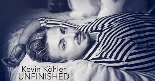 Kevin Köhler Unvollendetes Wohnzimmer-Konzert
