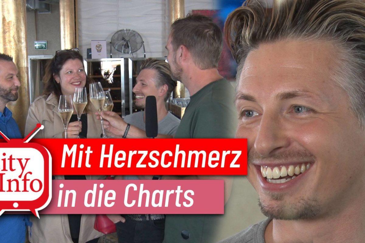 Mit Herzschmerz in den Charts: Kevin Köhlers goes Pop / Rock ansehen