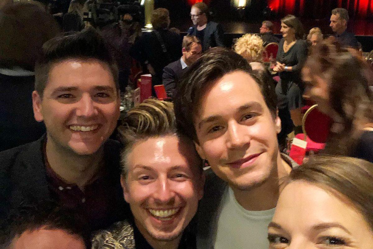 Was für ein unglaublicher Abend es war @deutschemusicalakademie Awards 2019 ...