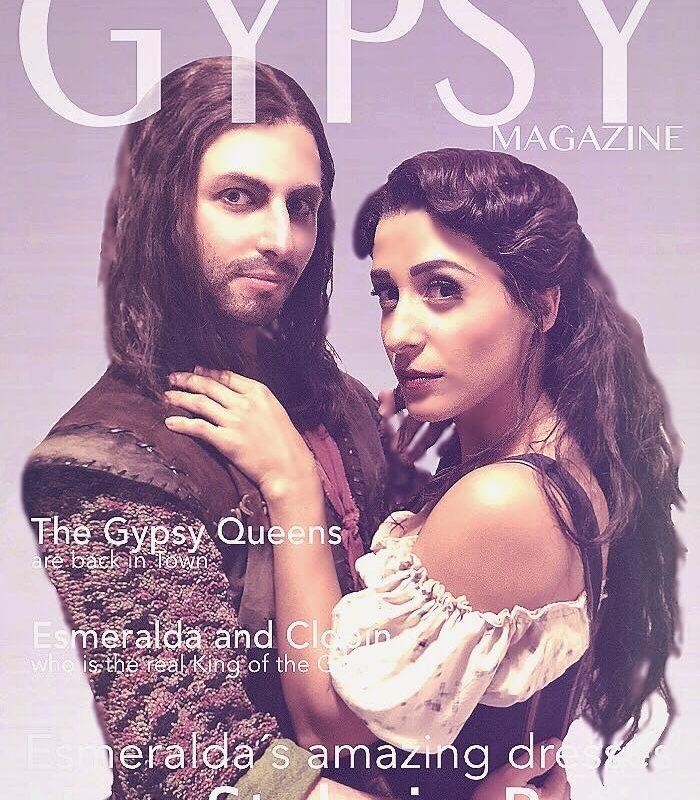 Ein weiterer Posten der Gypsy Queens Wer ist der wahre König der Zigeuner? Esmerald ...