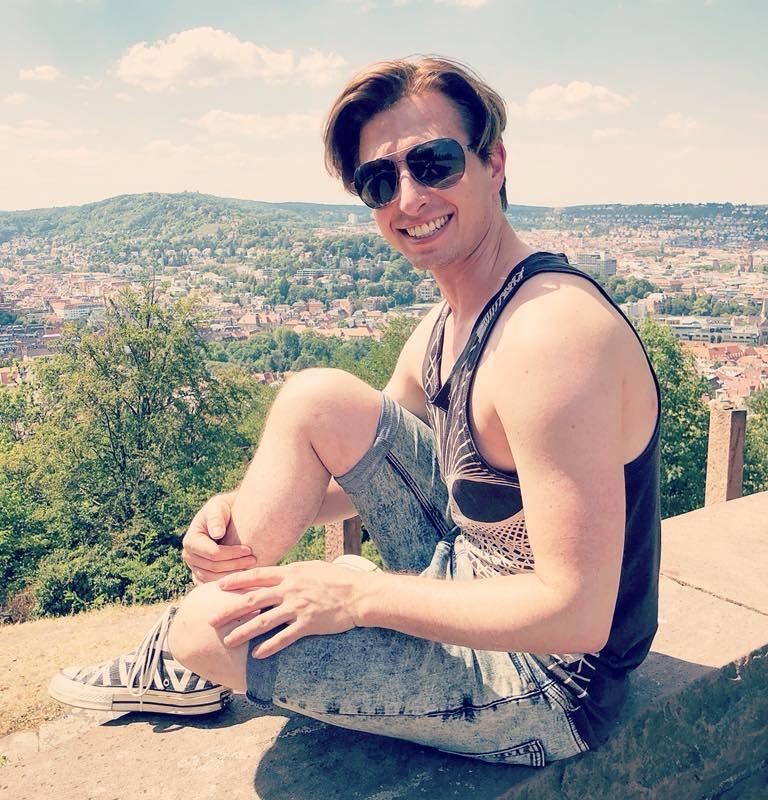 Freier Tag!!! Sommer in Stuttgart !!! Was für ein wunderschöner Tag!!! #Sommer #Stuttgart # ...