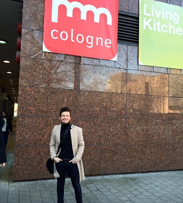 Gestern war ich in der IMM Köln Möbelmesse. So viel toller Input. Tolle Möbel ...