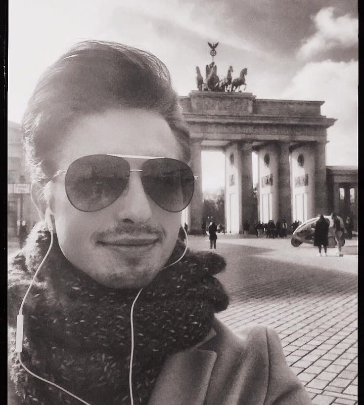 Hatte einen wundervollen Tag in Berlin! ich hoffe euch geht's allen gut!