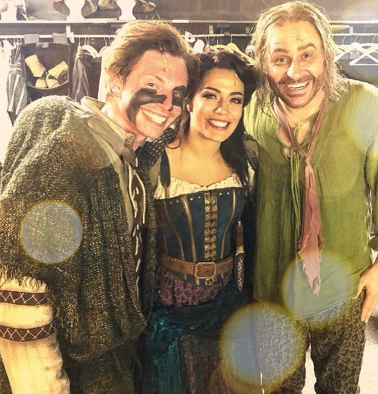 Hier noch ein schönes Bild von meiner letzten Quasimodo-Show mit @sinapir ...