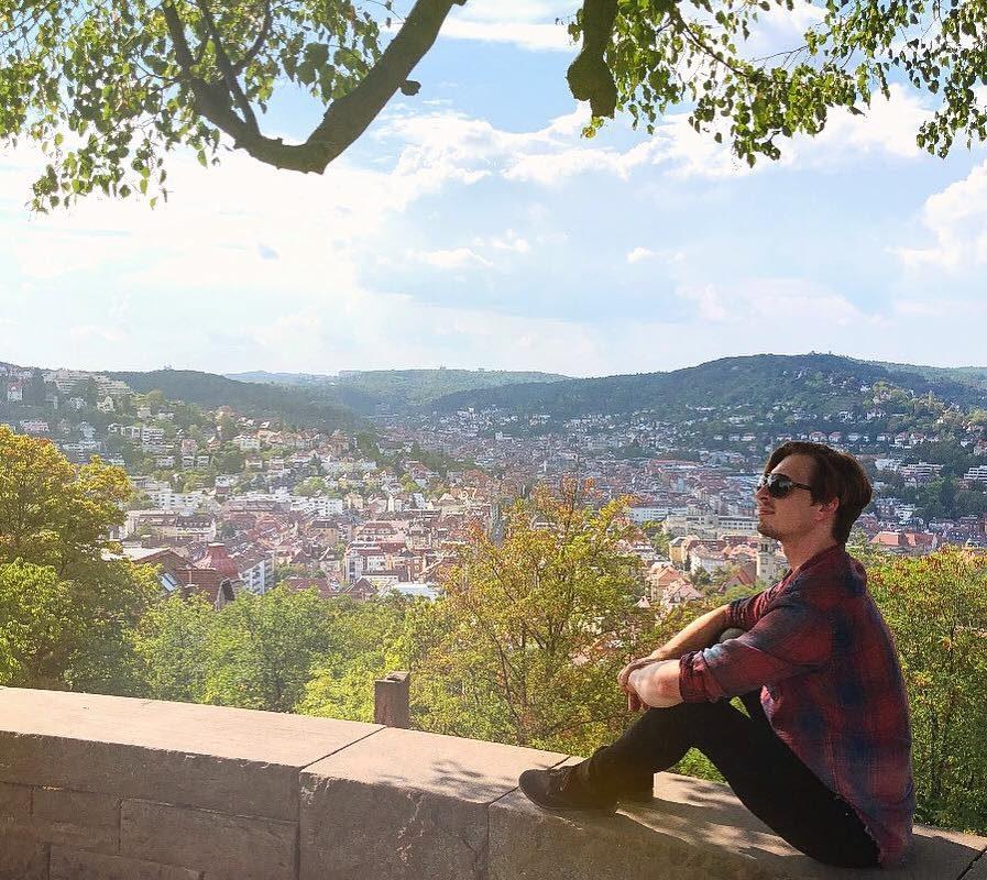 Ich hatte eine wundervolle Zeit (mal wieder) an meinem Lieblingsort von Stuttgar ...