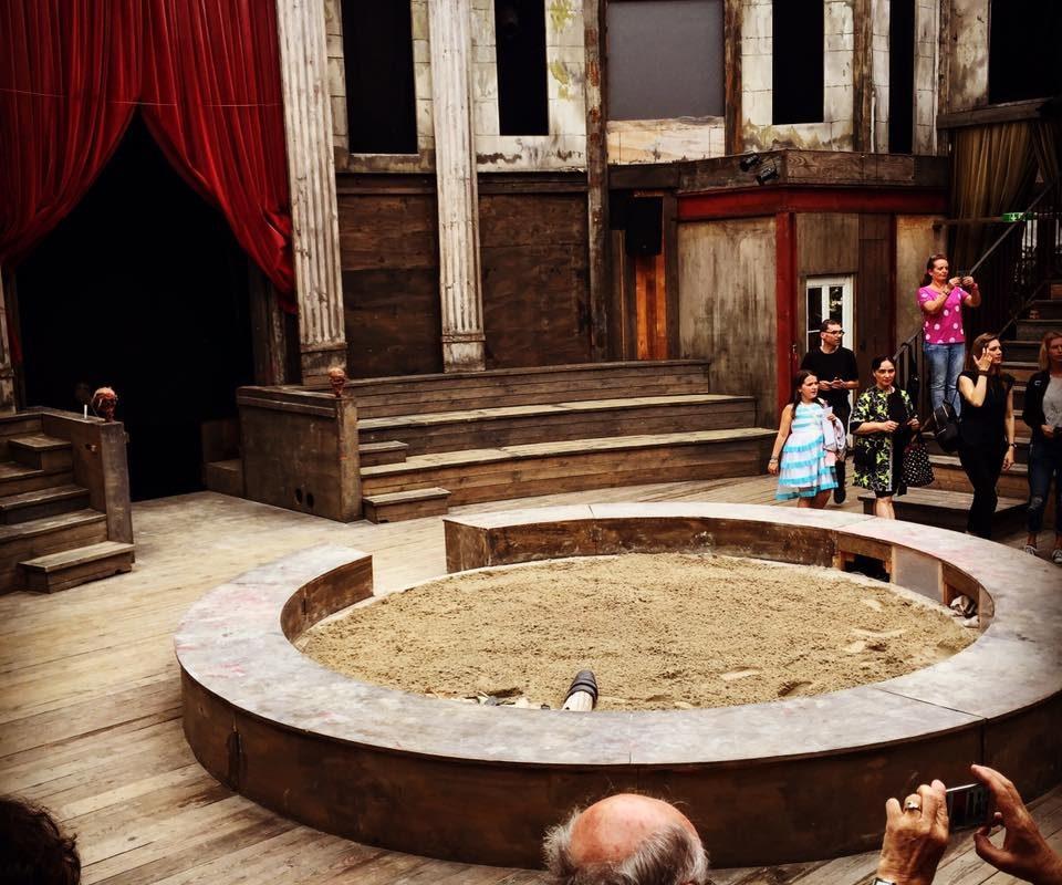 Macbeth im Monbijou-Theater. Was für ein schöner Abend. #theater #shakespeare #macbe ...