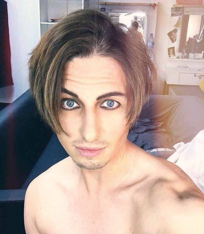 Mach mein Make-up für #clopintrouillefou Lass uns das machen! Ich wünsche Ihnen einen schönen Abend ...