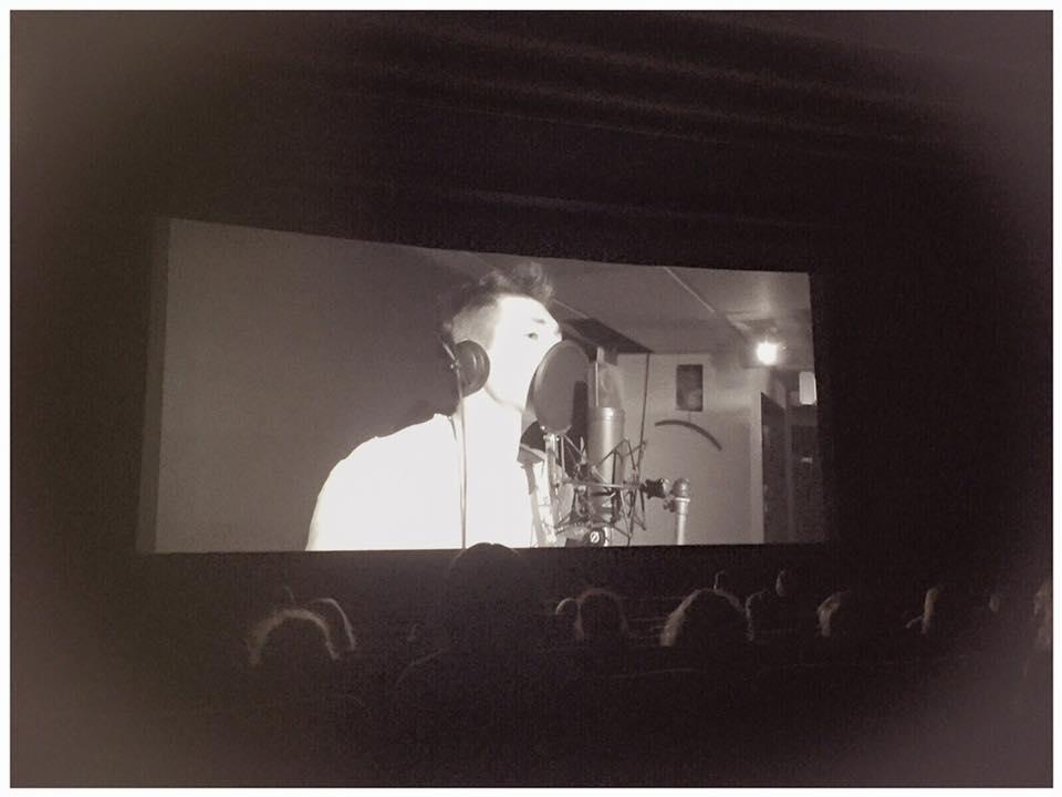 Mein neues Video Crazy Dreams hatte heute Premiere im Metropoliskino Bochum! Dan...