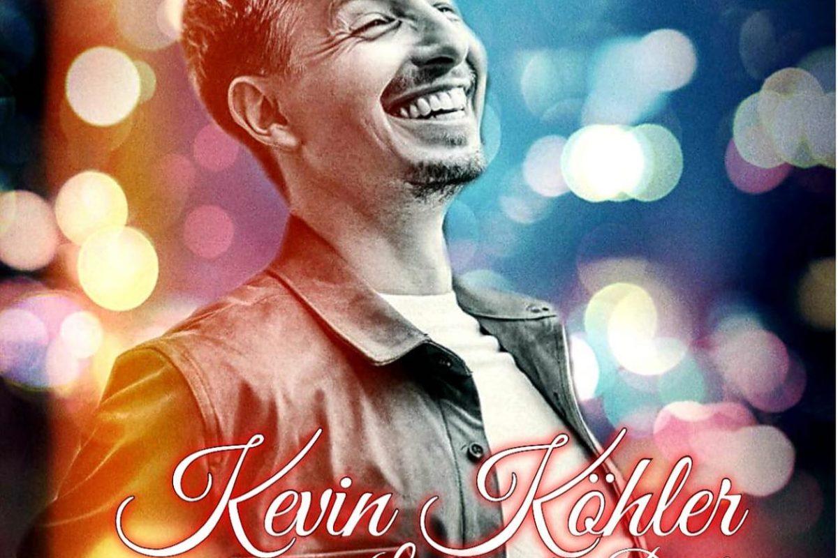 (Werbung) Kevin Köhler Licht im Dunkeln das Adventskonzert.  Am 5. Dezember um ...